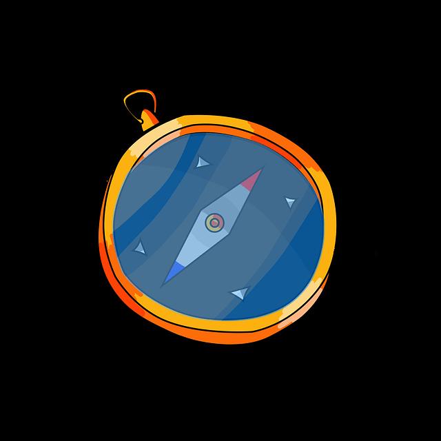 Way Compass Travel Navigation Road  - ik_design / Pixabay
